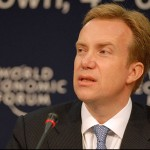 Brende at World Economic Forum on Africa 2008